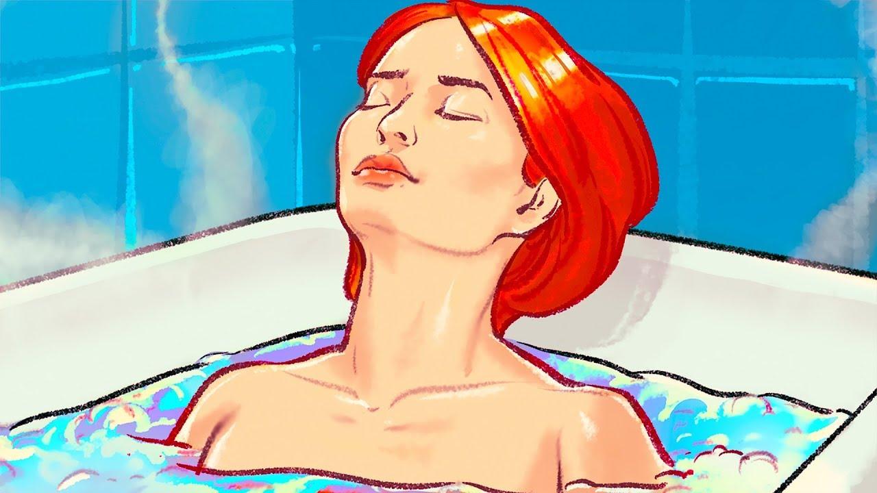 Помогают ли горячие ванны для похудения