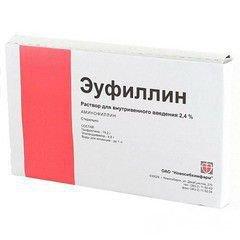 Эуфиллин (таблетки, ампулы) – инструкция по применению, аналоги, отзывы, цена