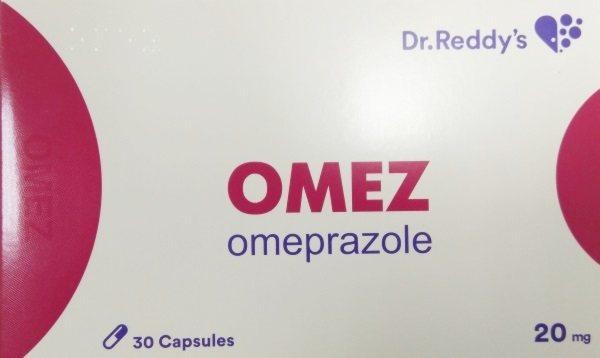 Омез: применение, отзывы, цена на таблетки и аналоги