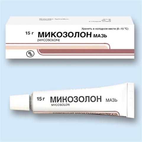 Микозолон – инструкция по применению мази, цена, аналоги, отзывы