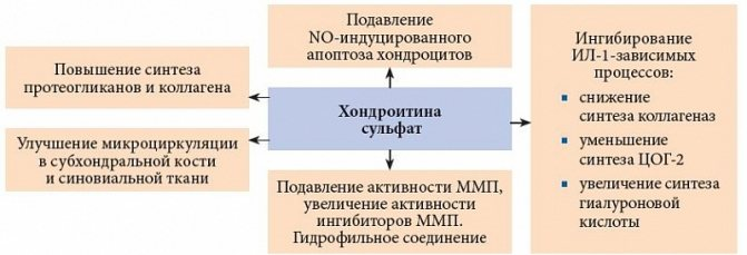 Инструкция по применению хондропротектора артепарон
