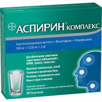 Аспирин – таблетки