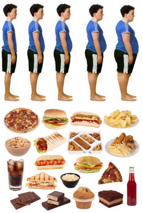 От чего может похудеть подросток