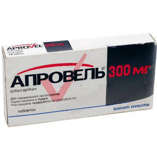 Ирбесартан — таблетки от повышенного давления