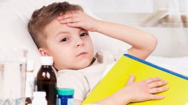 Причины возникновения кашля по утрам у ребенка