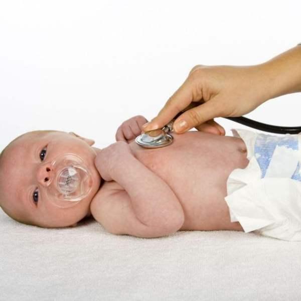 Клебсиелла пневмония у грудничка 10 в 7 степени
