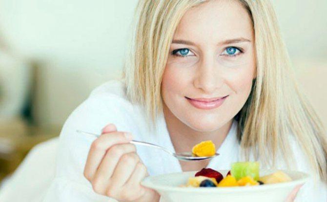 Диета при панкреатите поджелудочной железы. меню, рецепты