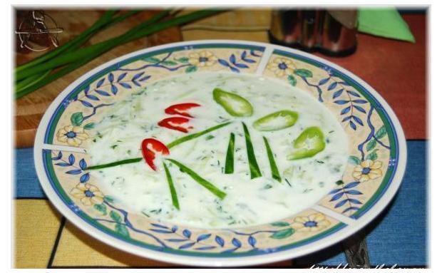Три рецепта приготовления вкусной окрошки, холодный летний суп