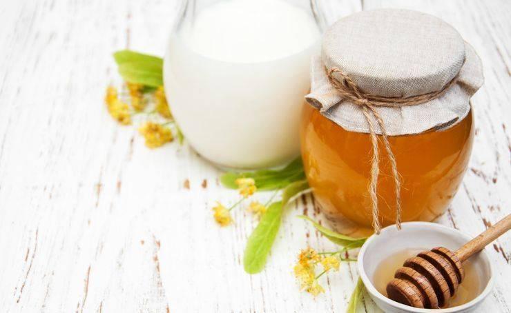Молоко с медом: что лечит, как приготовить и принимать
