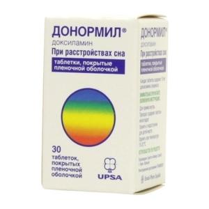 Аналоги доксиламина