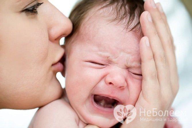 Внутричерепное давление у грудных детей: симптомы, чем опасно, как лечить