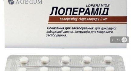 Подробная инструкция по применению препарата лоперамид