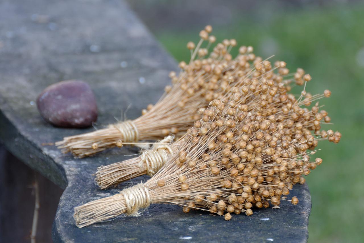 Как очистить кишечник с помощью льняного семени