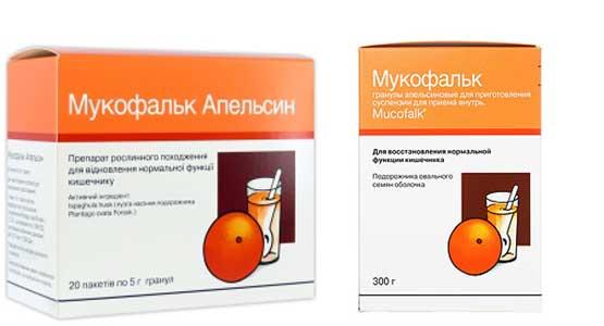 Отзывы о препарате мукофальк