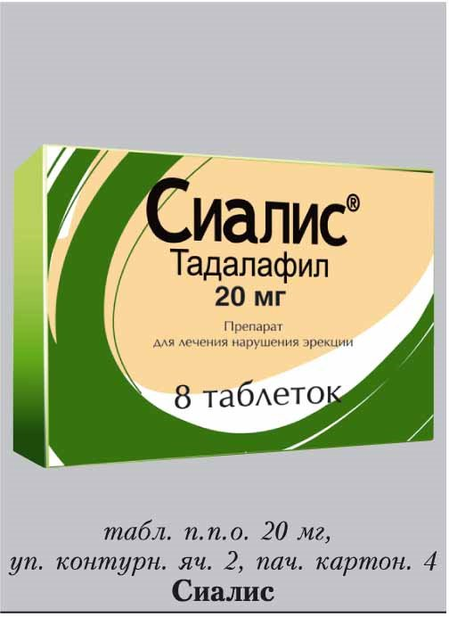 Известные аналоги таблеток «сиалис» для мужчин