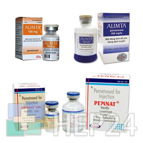 Препарат цирамза (рамуцирумаб)