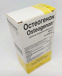 Остеогенон: инструкция по применению и для чего он нужен, цена, отзывы, аналоги