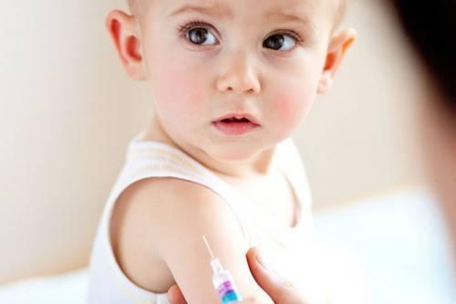Ребенок после прививки (часто задаваемые вопросы)