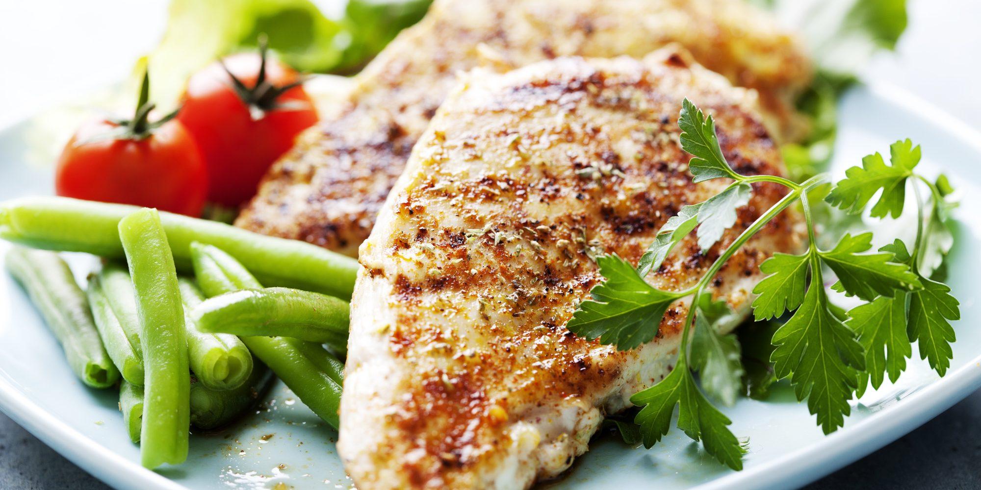 Палео диета — меню на неделю для похудения