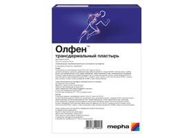 Олфен (таблетки, уколы) – инструкция по применению