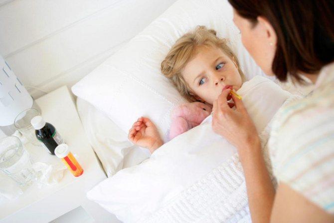 Симптомы и лечение дизентерии у детей