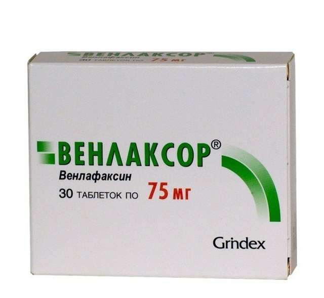 Аналог таблеток велафакс