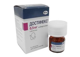 Достинекс: инструкция по применению, аналоги и отзывы, цены в аптеках россии