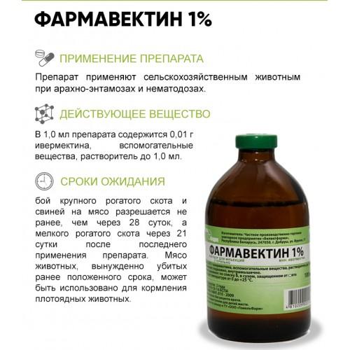 Ивермектин – препарат для борьбы с паразитами
