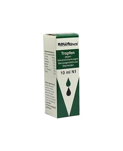 Отзывы от врачей и пациентов о препарате роватинекс