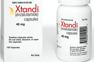 Enzalutamide                             (энзалутамид)