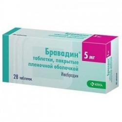 Аналоги таблеток бравадин