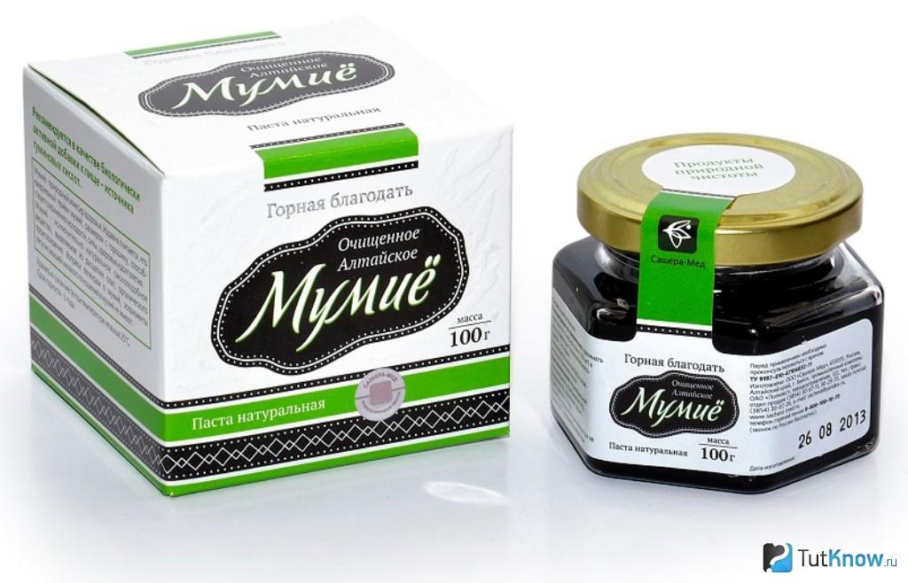 Мумие – лечебные свойства и 7 рецептов для красоты и здоровья