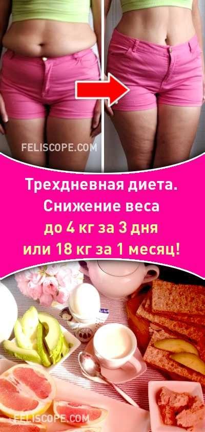 Разрешенные продукты для диеты от целлюлита и недельное меню