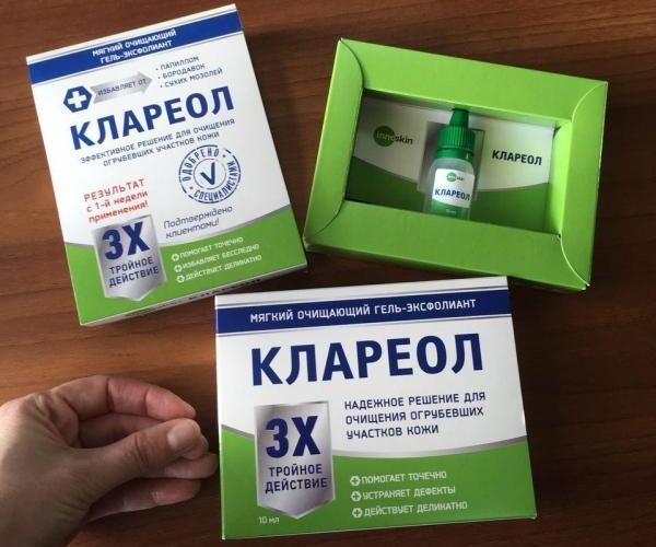 Обзор эффективных аналогов лекарства клареол