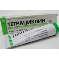 Особенности тетрациклиновой мази в лечении конъюнктивита