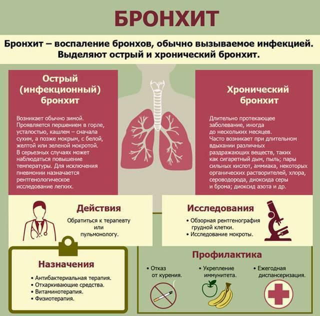 Как принимать бисептол при бронхите, пневмонии, взрослым и детям
