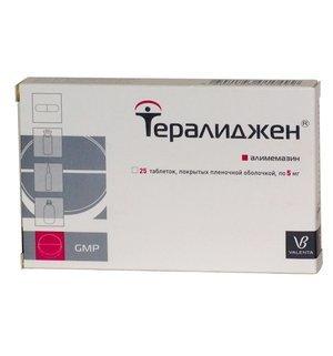 Инструкция по применению тиаприда и отзывы о препарате