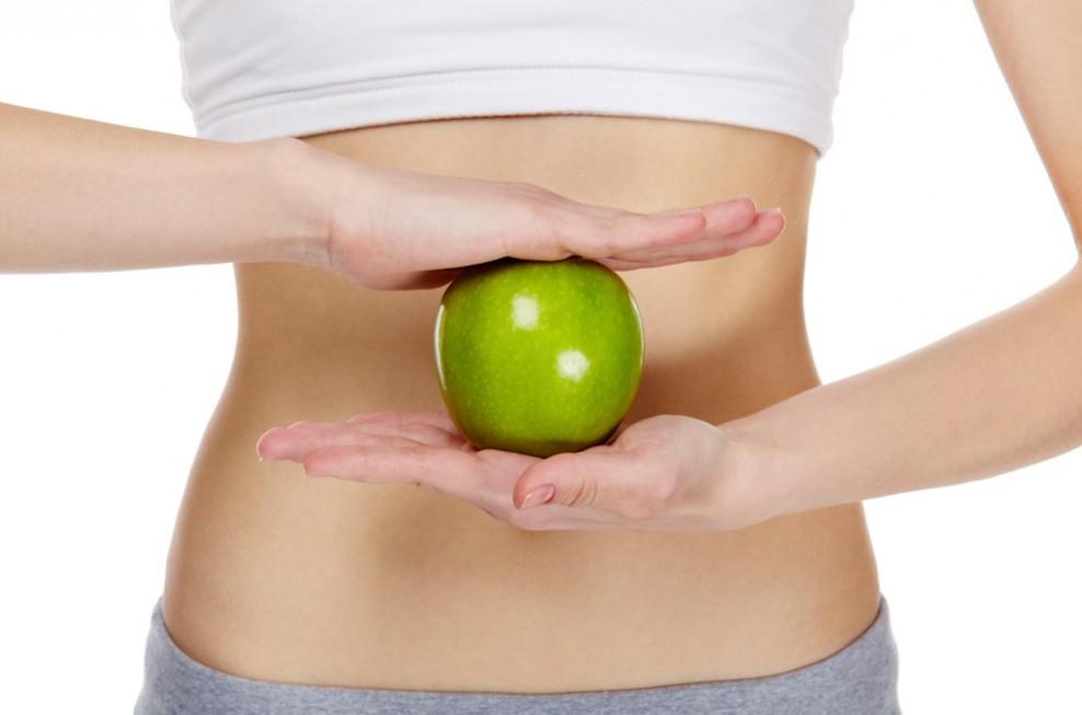 Яблоко при диетах