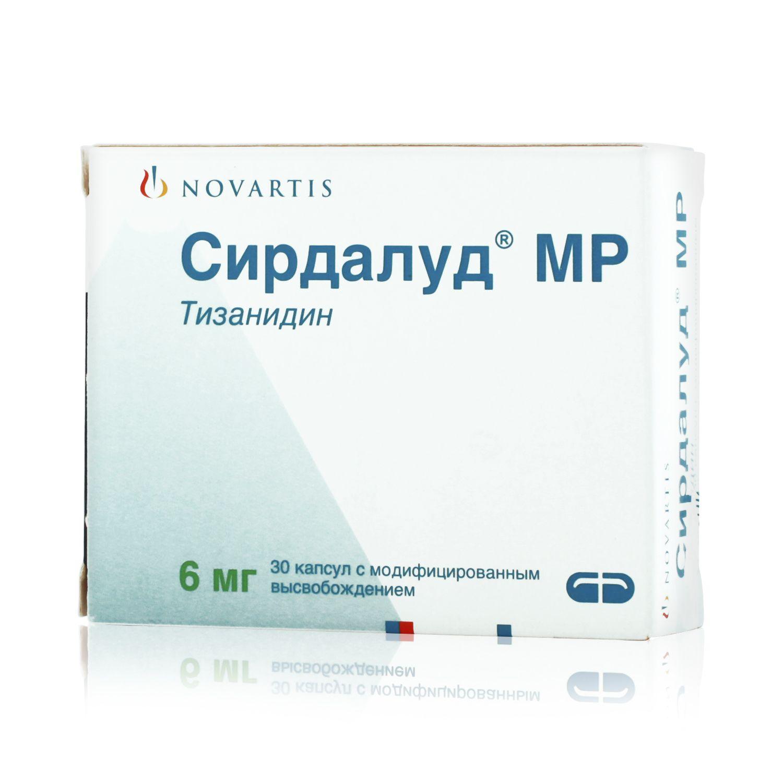 Лекарство тизанидин инструкция по применению