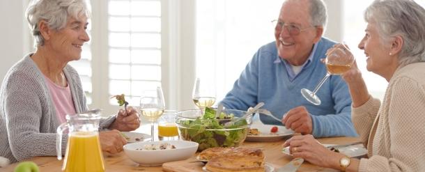 Как похудеть после 55 лет женщине в домашних условиях?
