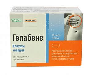 Гепабене: инструкция по применению, аналоги и отзывы, цены в аптеках россии
