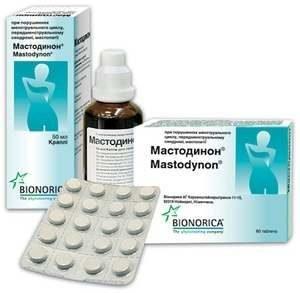 Мастодинон - инструкция по применению, аналоги, отзывы, цена