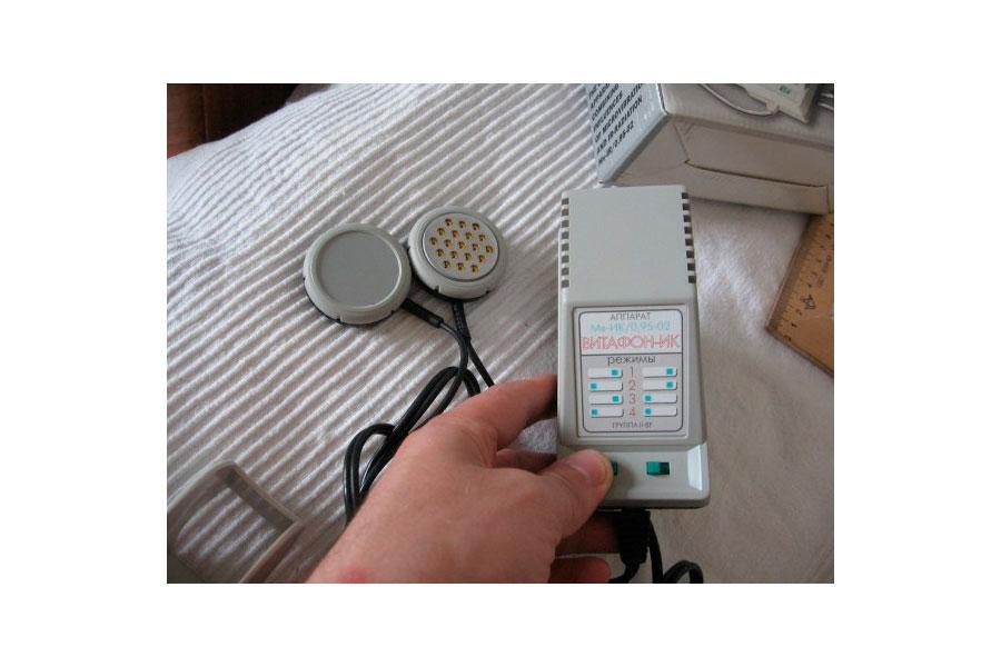 """Аппарат """"витафон"""": отзывы врачей и пользователей, инструкция по применению"""