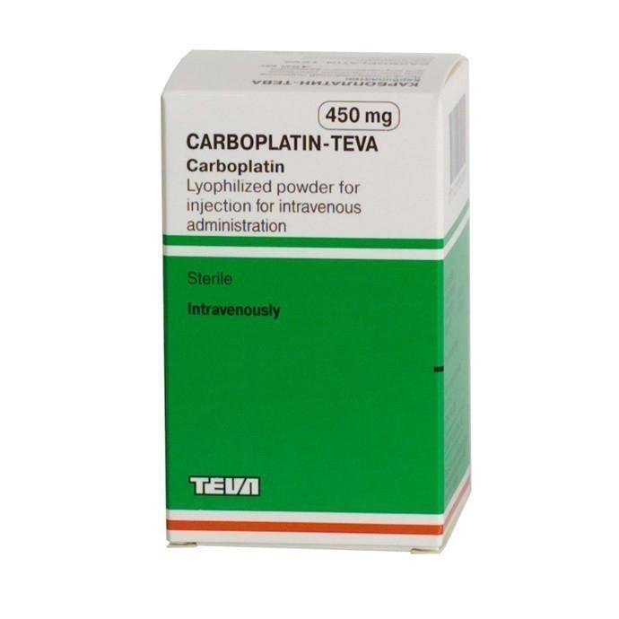 Карбоплатин: инструкция по применению, отзывы, цена