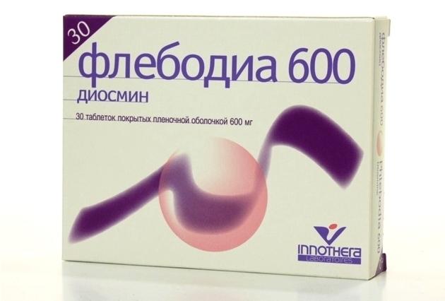 Заменители таблеток диосмин и препараты содержащие его