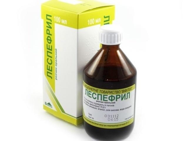 Леспенефрил