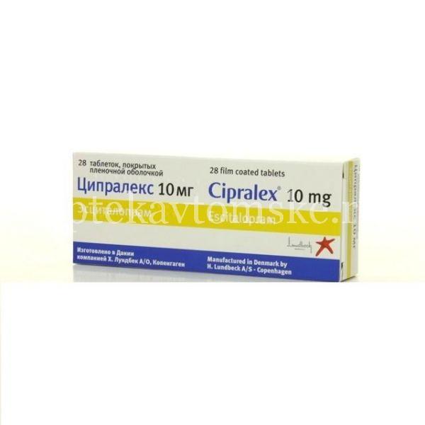 Ципралекс: инструкция по применению, аналоги, отзывы пациентов, цена