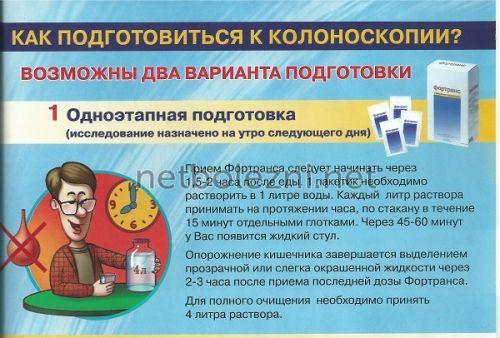 Пикопреп: инструкция по применению, аналоги и отзывы, цены в аптеках россии