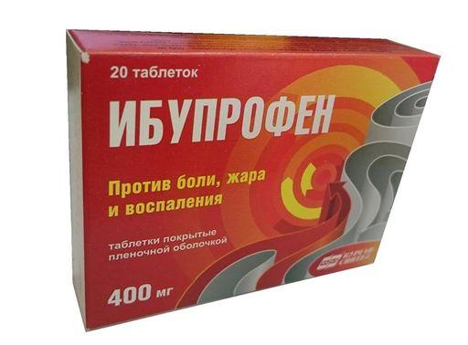 Аналоги таблеток миг 400