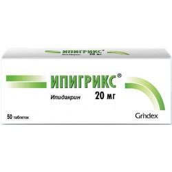 Чем можно заменить ипигрикс при лечении цнс?